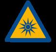 Radiations optiques - lumière bleue